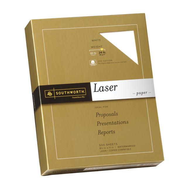 Laser Printer Paper, Item Number 1089832