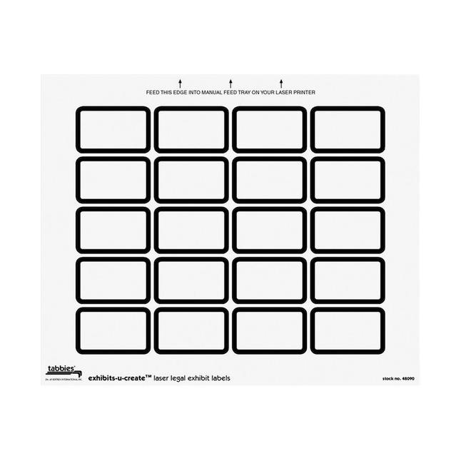File Folder and File Cabinet Labels, Item Number 1090011