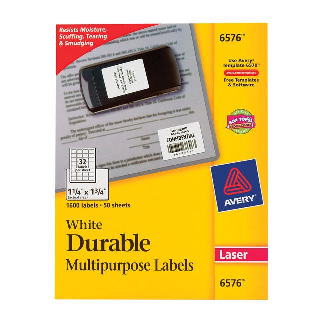 General Labels, Item Number 1091467