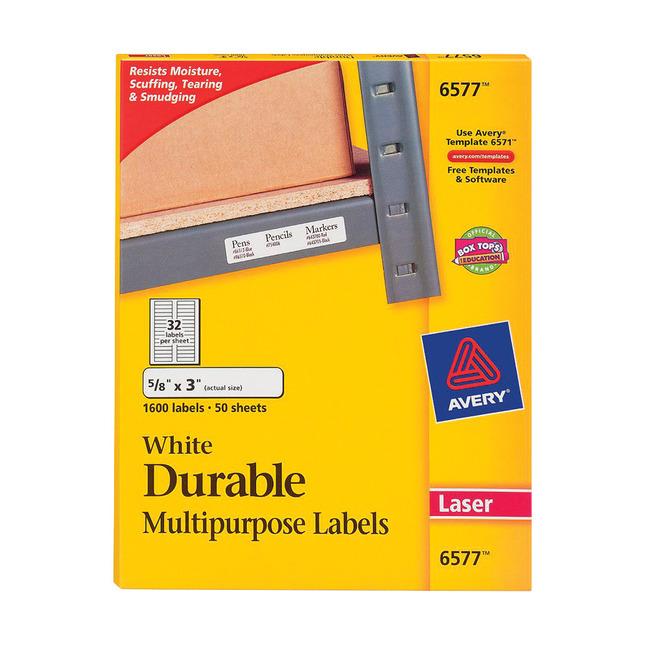 General Labels, Item Number 1091468