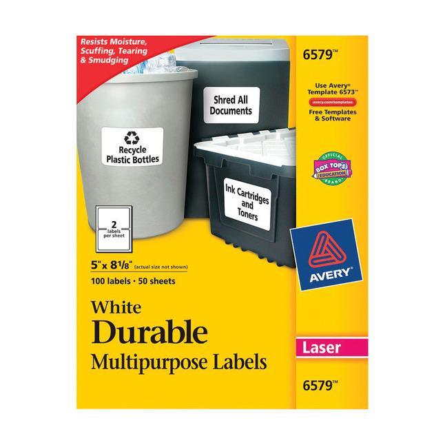 General Labels, Item Number 1091470
