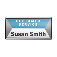 Desk Name Plates, Desk Signs, Item Number 1093015