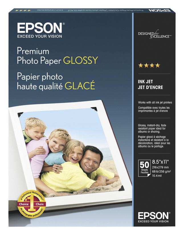 Photo Printer Paper, Item Number 1093569