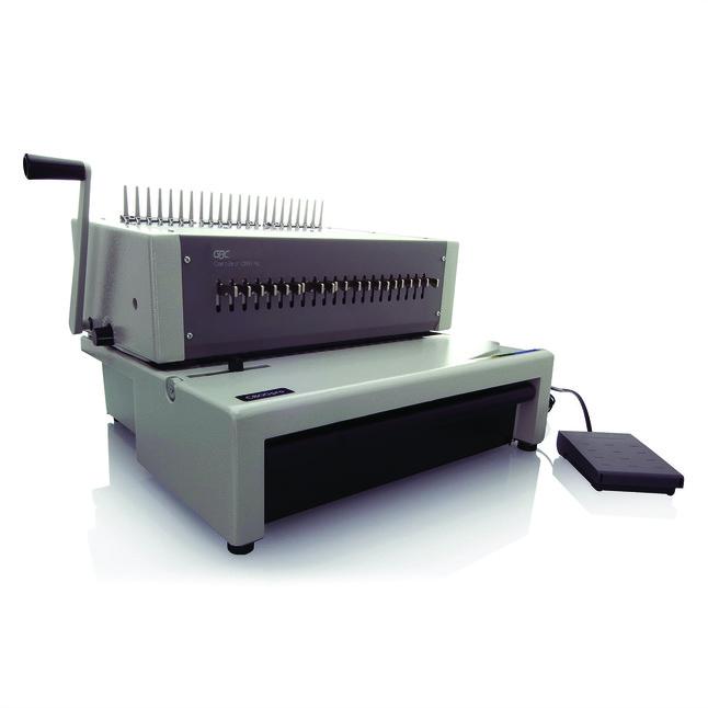 Binder Equipment and Binder Supplies, Item Number 1093782