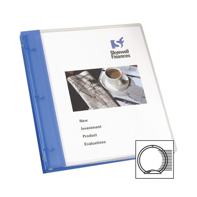 Basic Round Ring Presentation Binders, Item Number 1096548