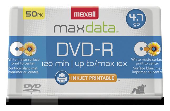 Blank DVDs, Blank DVD, DVD Blank Disc Supplies, Item Number 1096937