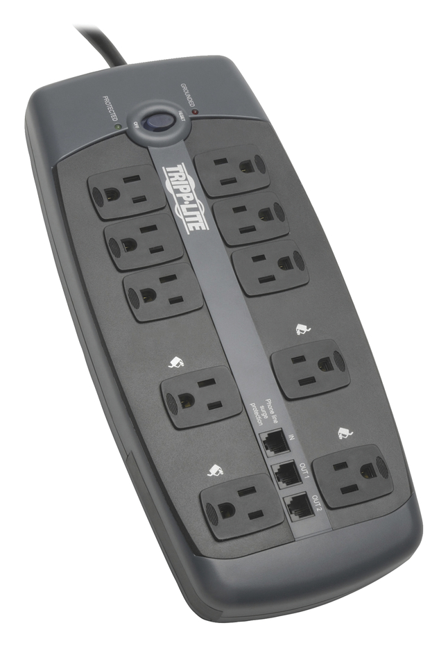 Power Strips, Outlet Strips, Item Number 1097253