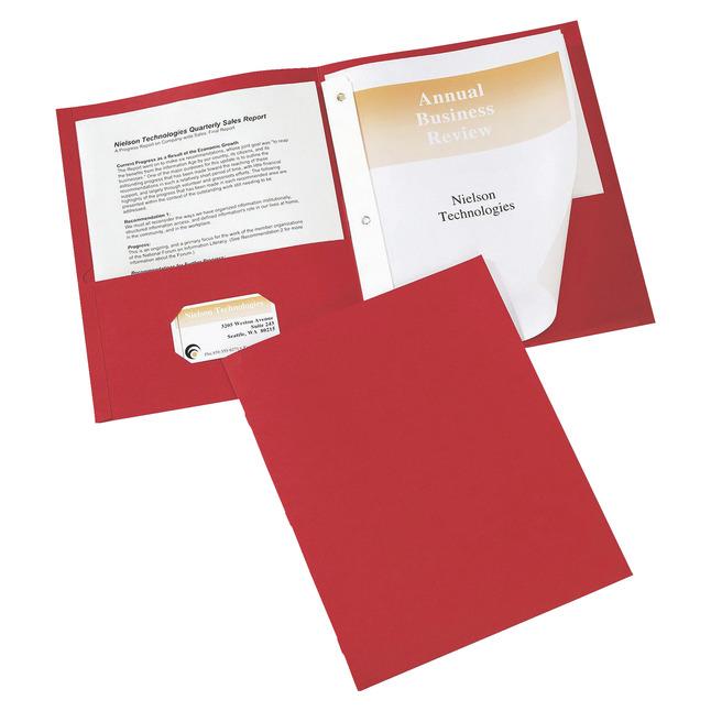 2 Pocket Folders , Item Number 1098396
