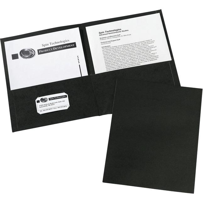 2 Pocket Folders , Item Number 1098401