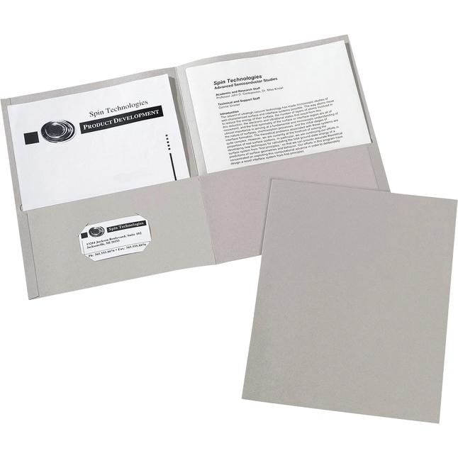 2 Pocket Folders , Item Number 1098403