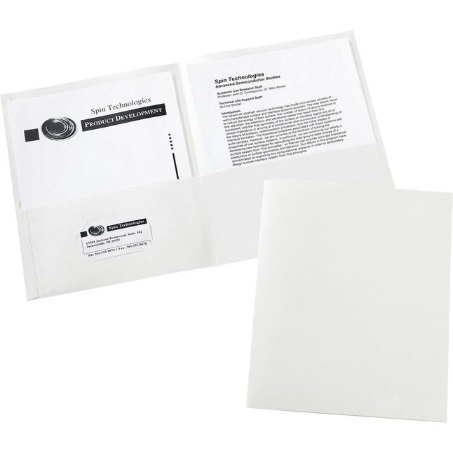 2 Pocket Folders , Item Number 1098404
