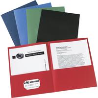 2 Pocket Folders , Item Number 1098406