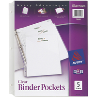 Binder Equipment and Binder Supplies, Item Number 1098411