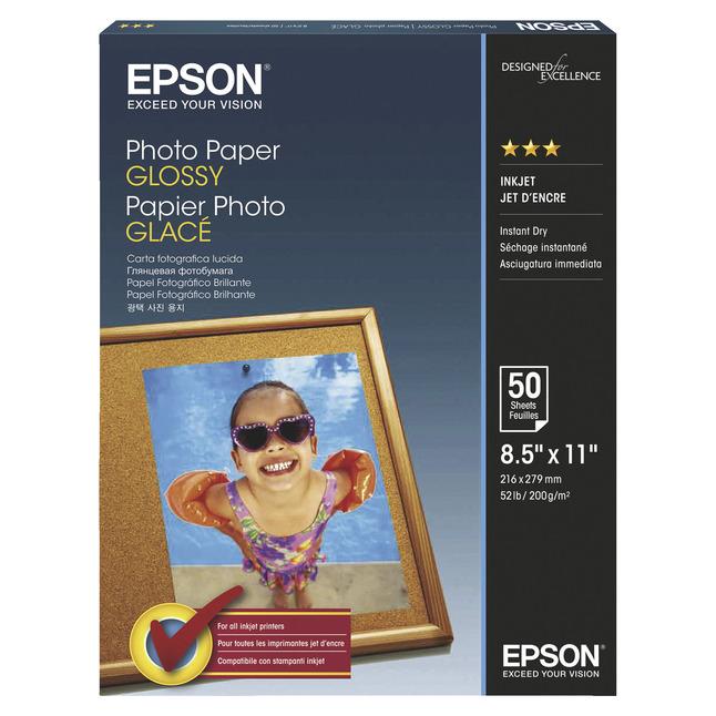 Photo Printer Paper, Item Number 1099220