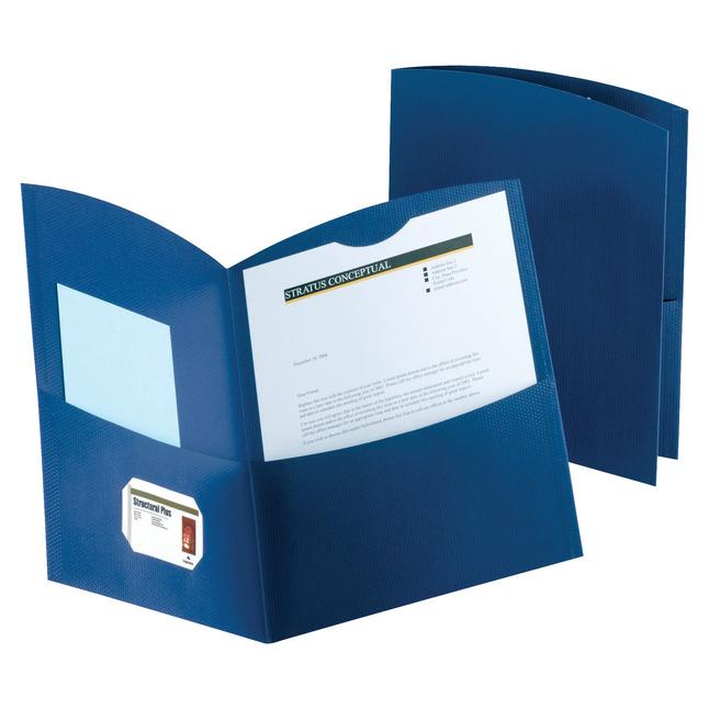 2 Pocket Folders , Item Number 1099314