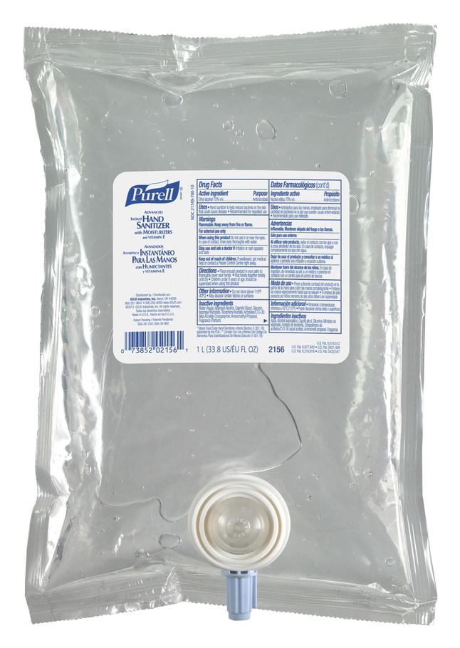Hand Sanitizer, Item Number 1099687