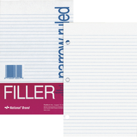 Notebooks, Loose Leaf Paper, Filler Paper, Item Number 1100830