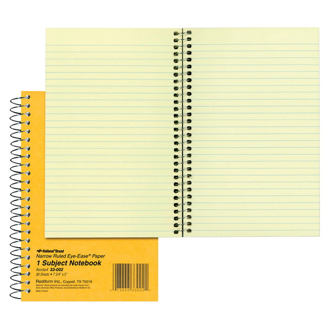 Wirebound Notebooks, Item Number 1100848