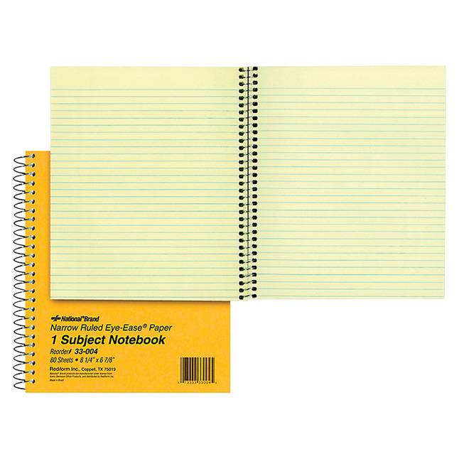 Wirebound Notebooks, Item Number 1100849