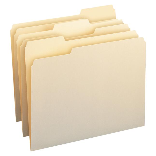 Top Tab File Folders, Item Number 1101223
