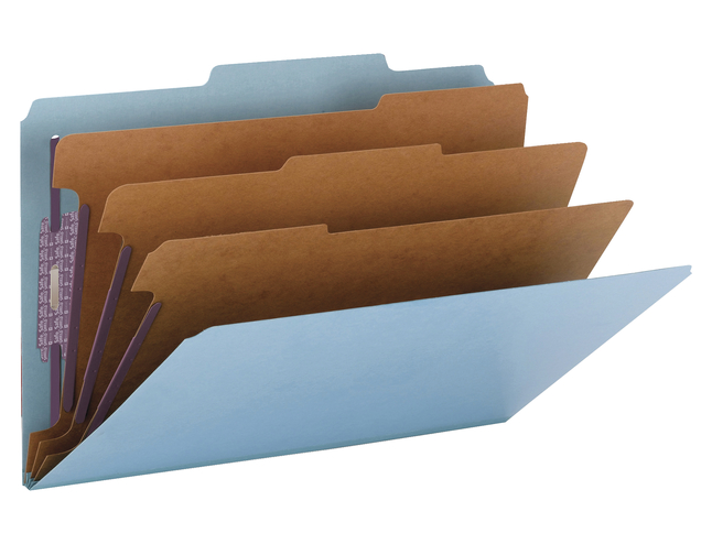 Classification Folders and Files, Item Number 1101234