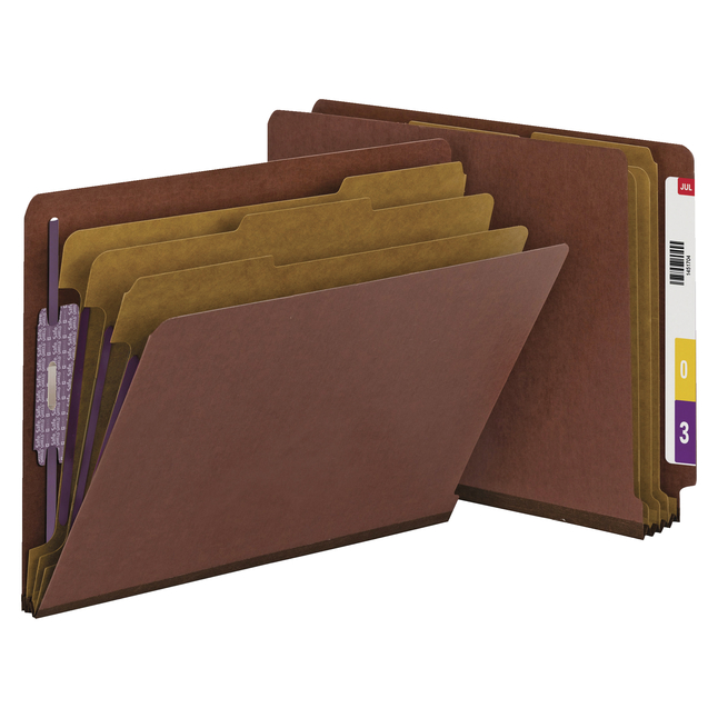 Classification Folders and Files, Item Number 1101245