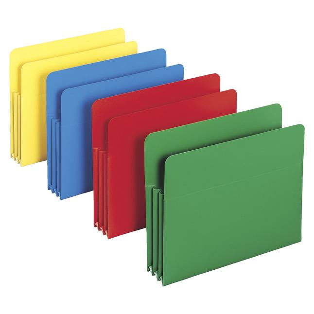 Expanding File Pockets, Item Number 1101260