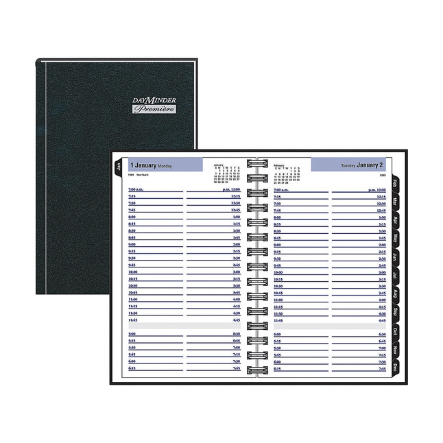 Daily Planner and Calendars, Item Number 1108620