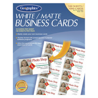 Business Cards, Name Tags, Item Number 1109892