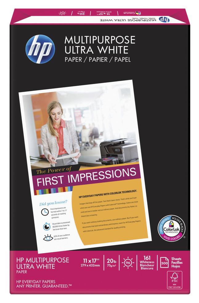 Multipurpose Printer Paper, Item Number 1109940
