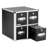Media Storage, Media Storage Cabinet, Archival Storage Supplies, Item Number 1110227