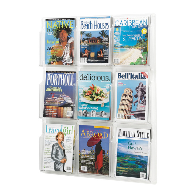 Library Literature Racks Supplies, Item Number 1111187