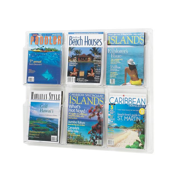 Library Literature Racks Supplies, Item Number 1111191