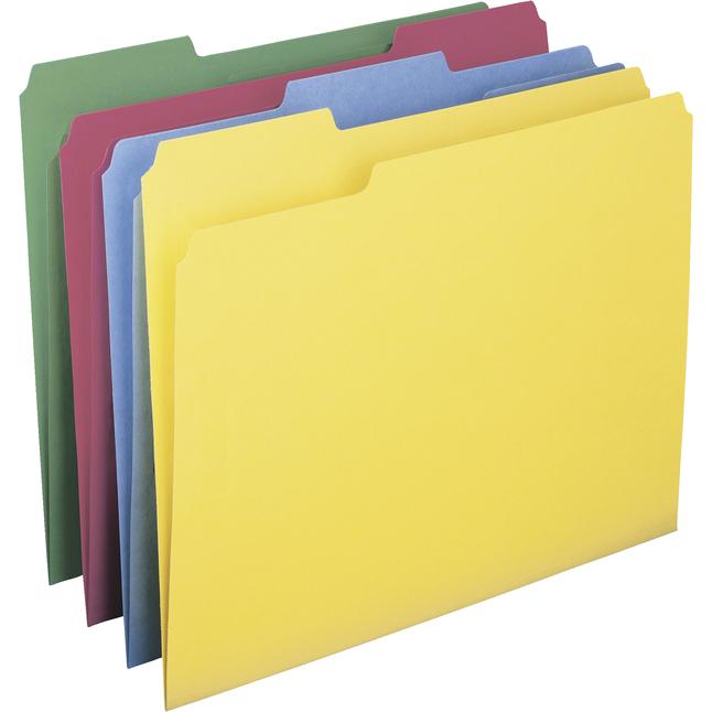 Top Tab File Folders, Item Number 1111456
