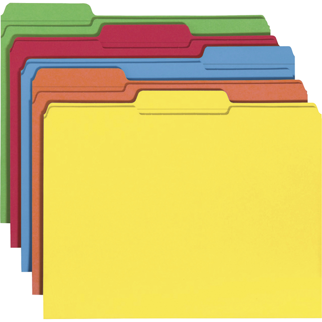 Top Tab File Folders, Item Number 1111458