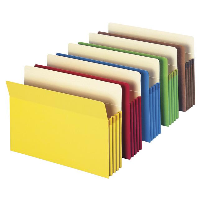 Expanding File Pockets, Item Number 1113112