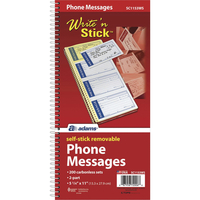 Message Pads And Message Books, Item Number 1113259