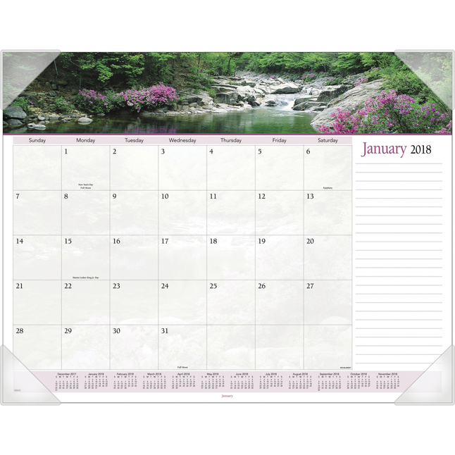 Daily Planner and Calendars, Item Number 1116047