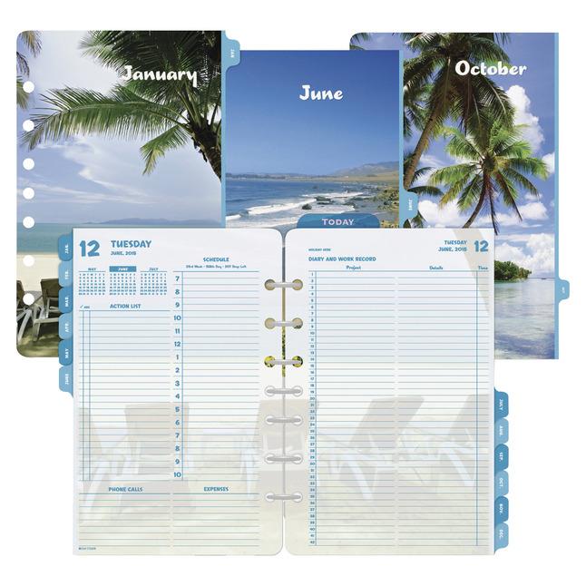 Planner Refills and Calendar Refills, Item Number 1116439