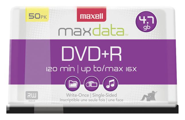 Blank DVDs, Blank DVD, DVD Blank Disc Supplies, Item Number 1116887