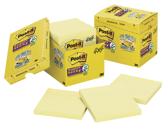 Sticky Notes, Item Number 1116980
