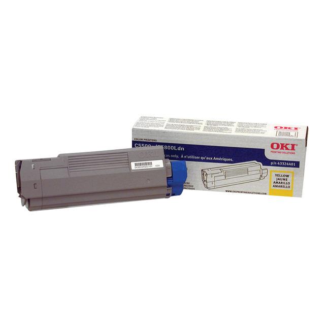 Color Laser Toner, Item Number 1117114