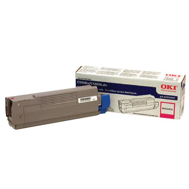 Color Laser Toner, Item Number 1117115