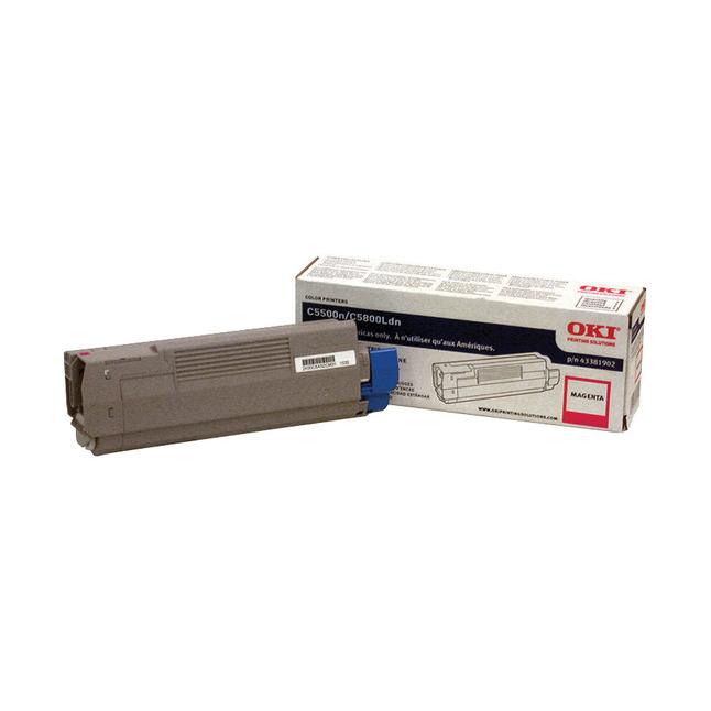Color Laser Toner, Item Number 1117125