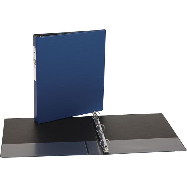 Basic Round Ring Reference Binders, Item Number 1117926