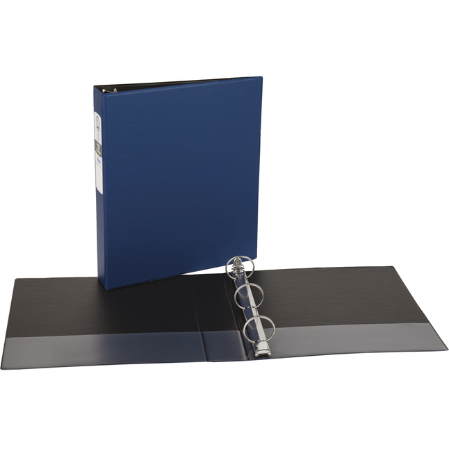 Basic Round Ring Reference Binders, Item Number 1117930