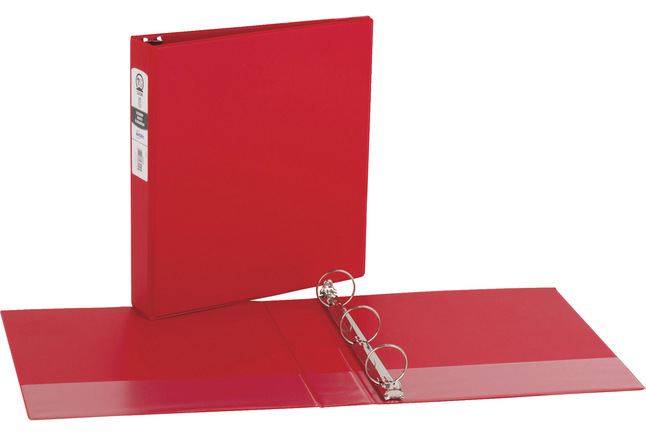 Basic Round Ring Reference Binders, Item Number 1117933