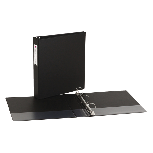 Basic Round Ring Reference Binders, Item Number 1117948