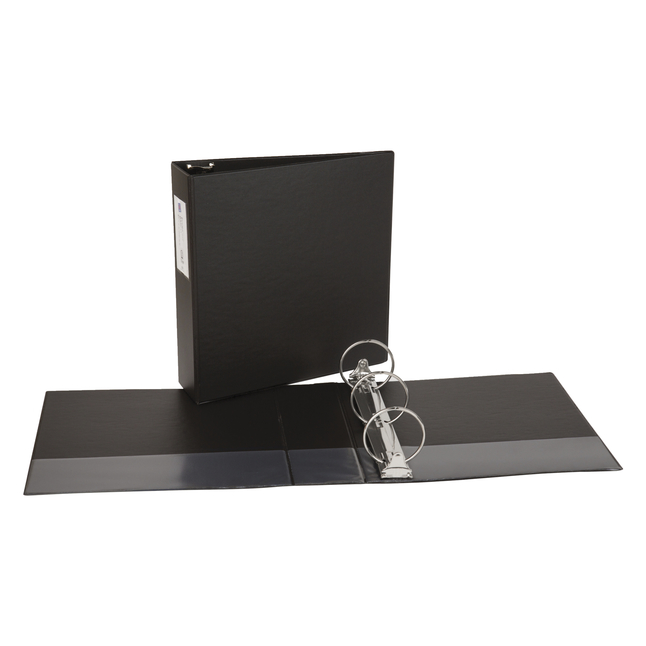 Basic Round Ring Reference Binders, Item Number 1117952