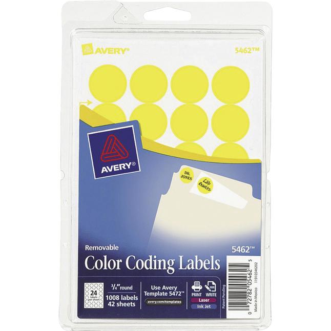 General Labels, Item Number 1117998